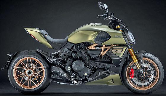 Ducati Diavel 1260 Lamborghini 20 rzij