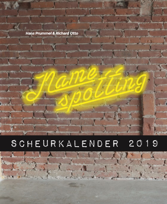 Name Spotting 19 cover