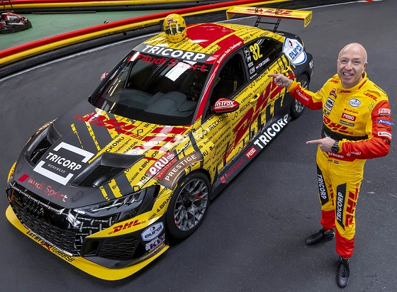 Tom Coronel Audi RS 3 LMS FIA WTCR 21 lv Tom